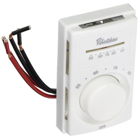 802 Line-voltage Thermostat, Line Voltage Thermostat By Robertshaw