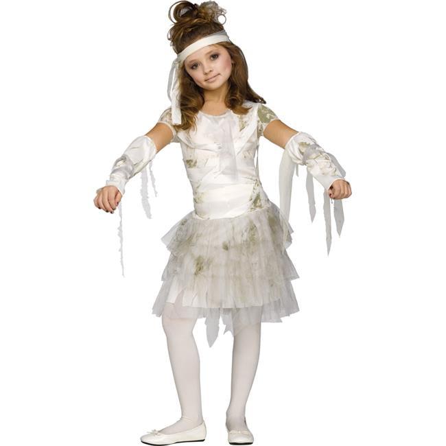 Morris Costumes FW118622LG Mummy Child Costume, Large 12-14