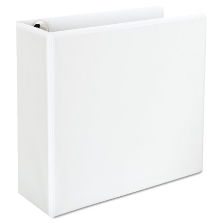 Capacity D-ring Binders (Universal Deluxe Easy-to-Open D-Ring View Binder, 4