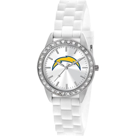 Game Time NFL Women's San Diego Chargers Frost Series Watch