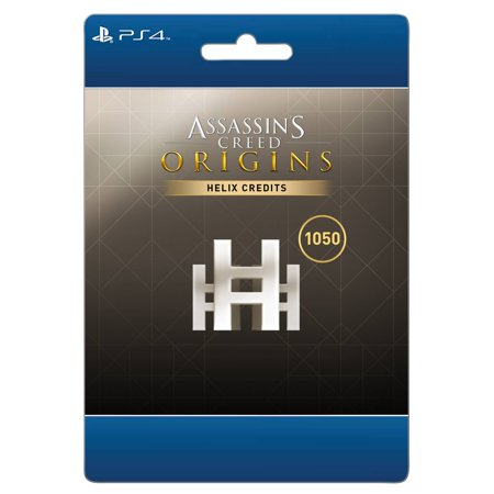 Assassin's Creed Odyssey Helix Credits Small Pack ,Ubisoft, Playstation, [Digital