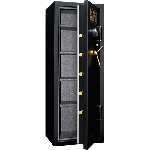 Mesa Safe MBF5922E-P Fire Resistant Security Safe with Electronic Lock, Black