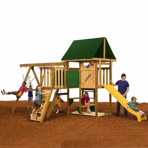 PlayStar Legend Ready-to-Assemble Qualifier Play Set