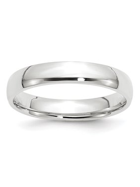 Jewelry & Watches Bridal & Wedding Party Jewelry Lovely Titanium Concave 8mm Beveled Edge Wedding Ring Band Size 9.50 Classic Fashion