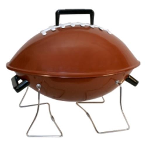 Max Professional KEG005C Charcoal Football Grill