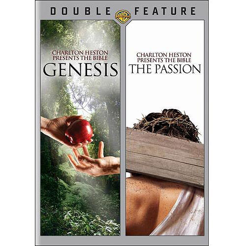 Charlton Heston Presents The Bible: Genesis / The Passion (Full Frame)