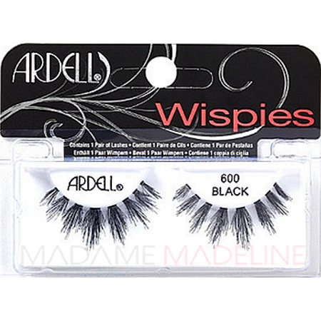 Ardell® Eyelash Wispies Black - 1ct