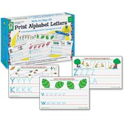 Carson-Dellosa PreK-Grade 1 Alphabet Erasable Activity Set
