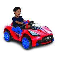 Spiderman-marvel 6 Volt Spider-man Super Car for Kids Deals