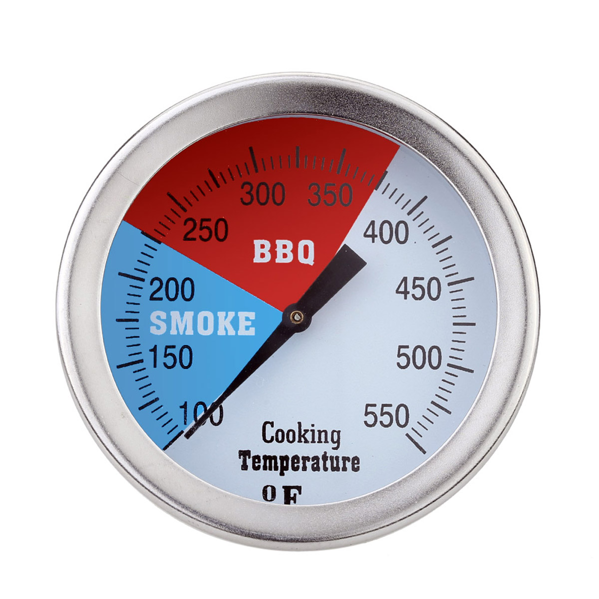 Kitchen Big Dial Oven Thermometer Cooking Temperature Gauge for BBQ Oven Grill