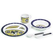 Bsi Products Inc Washington Huskies Kids 5 Pc. Dish Set Dish Set