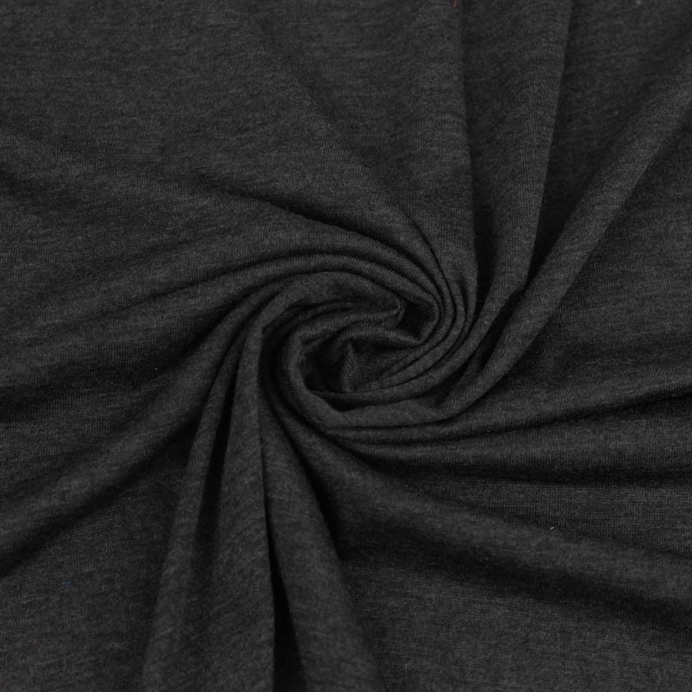 Style 400 Poly Rayon Spandex 160 GSM Light-Weight Stretch Jersey Knit Fabric