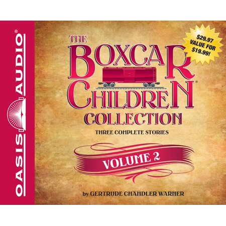 The Boxcar Children Collection Volume 2 : Mystery Ranch, Mike's Mystery, Blue Bay (Boxcar Grand Trunk)