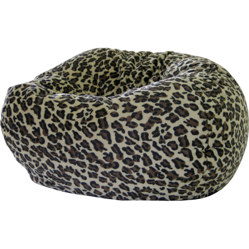 Extra Large Safari Micro-Fiber Suede Bean Bag