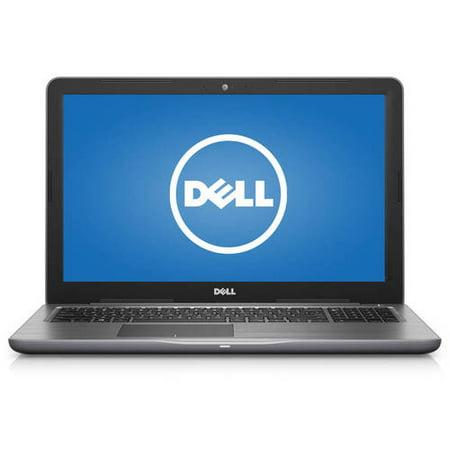 """Dell (i5565-0017GRY) - Inspiron 15.6"""" Laptop - AMD A9 - 8GB Memory - AMD Radeon R7 M445 - 1TB HD -Dark Blue"""