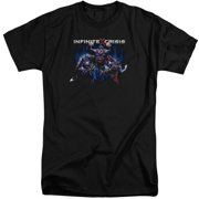Infinite Crisis Ic Super Mens Big and Tall Shirt