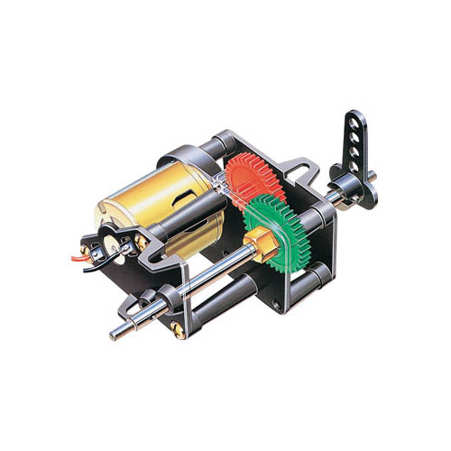 72002 HE Hi-Speed Gear Box Assembly Kit Multi-Colored