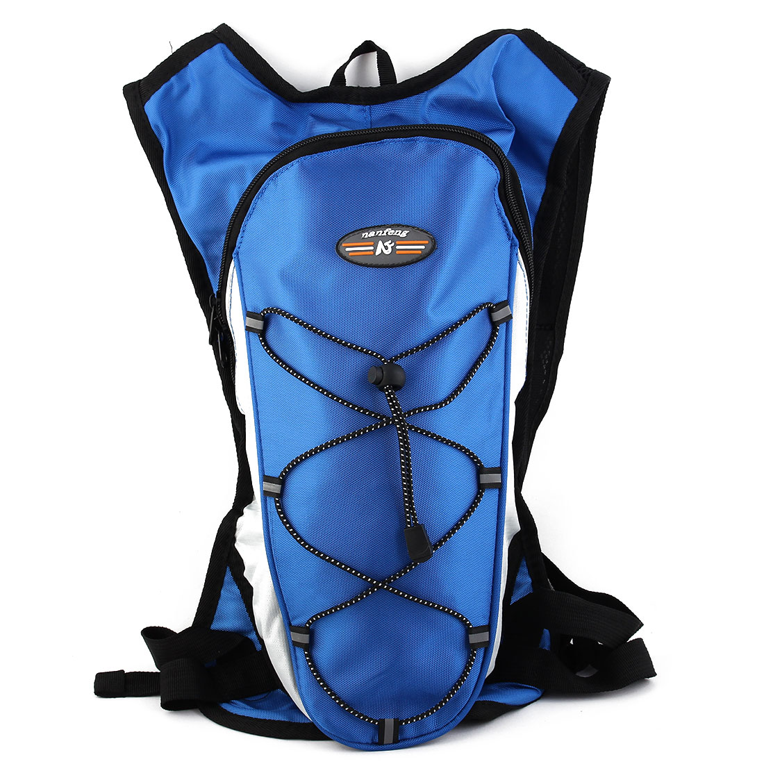 Outdoor Hiking Camping Cycling Water Bladder Bag Hydration Backpack Pack Blue by Unique-Bargains