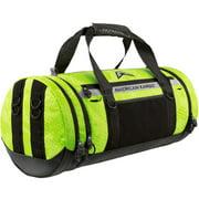 American Kargo Duffle Bag Hi-Vis Yellow
