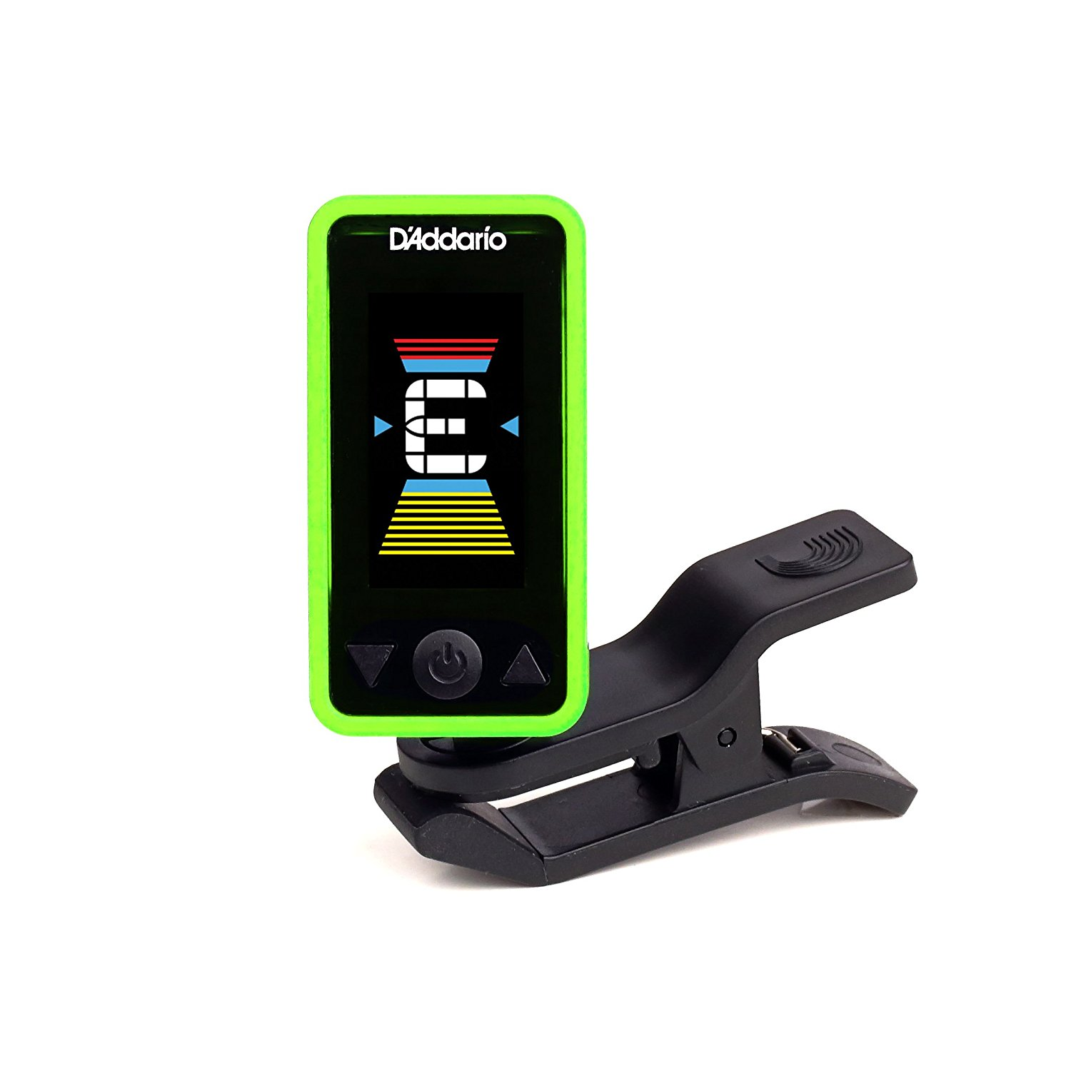 Eclipse Headstock Tuner, Black, Quick, accurate tuning By Planet Waves