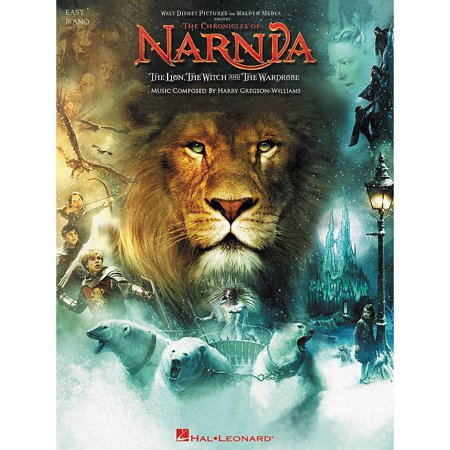 Hal Leonard The Chronicles Of Narnia The Lion The Witch & The Wardrobe For Easy