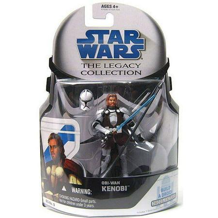 Obi-Wan Kenobi Action Figure General's Armor Star Wars The Clone Wars - Star Wars Armor For Sale