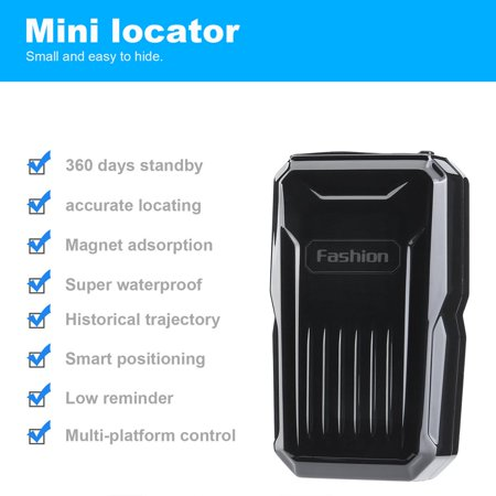 Vehicle Gps Tracker Magnetic Waterproof Gps Car Tracking Locator Alarm Deviceson Sale