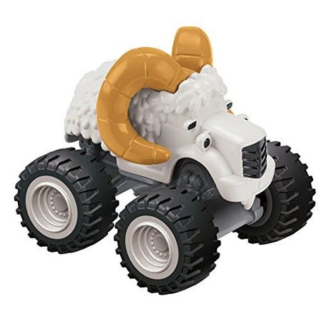 Nickelodeon Blaze and the Monster Machines Big Horn Die-Cast