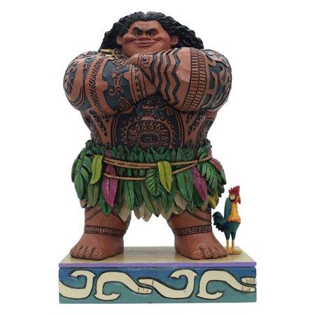 Jim Shore Disney Traditions 4058284 Maui (Maui Jim Display)