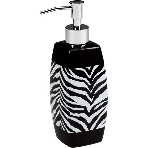 Creative Bath Zebra Lotion Pump