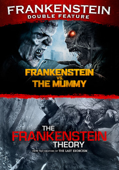 Frankenstein vs. The Mummy   The Frankenstein Theory (DVD) by Image Entertainment