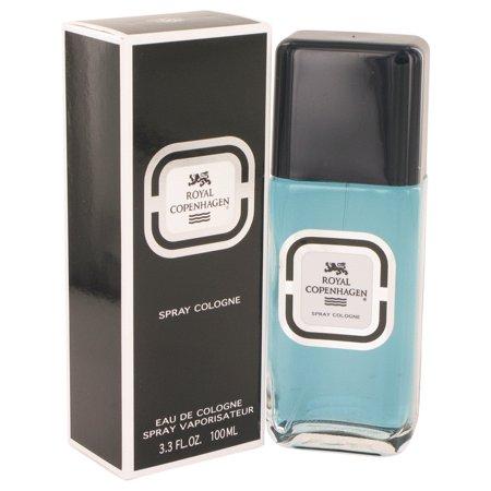 ROYAL COPENHAGEN by Royal Copenhagen Cologne Spray 3.3 oz for Men - 100% Authentic ()
