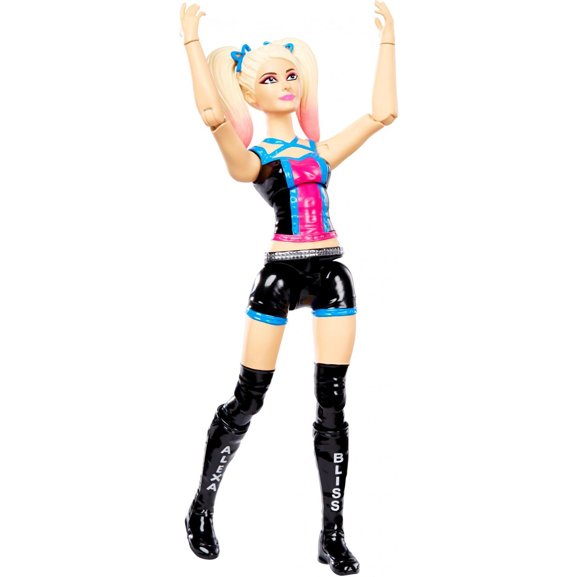 WWE Superstars Alexa Bliss 6-inch Posable Action Figure