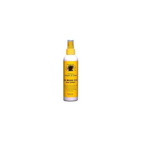 - Rasta Locks & Twist No More Itch Gro Spray, Jamaican Mango & Lime - 8 oz