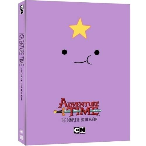 Cartoon Network: Adventure Time The Complete Sixth Season by Turner Home Entertainment