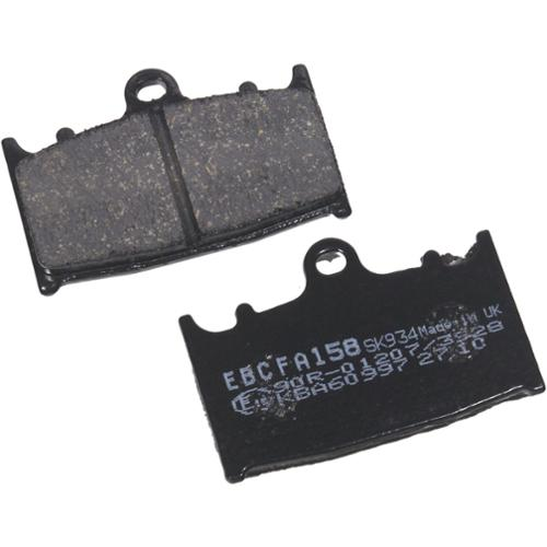 EBC Organic Brake Pads Front (2 sets required) Fits 03-07 Suzuki SV1000S