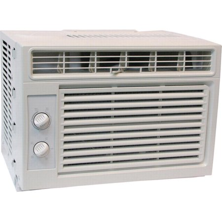 Comfort-Aire RG-51M 2-Way Room Air Conditioner, 5000 BTUH, 136 cfm, 100 - 150 sq-ft, 1.27