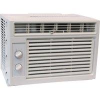 Comfort-Aire RG-51M 2-Way Room Air Conditioner, 5000 BTUH, 136 cfm, 100 - 150 sq-ft, 1.27 pt/hr