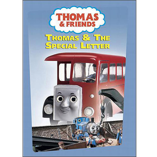 Thomas & Friends: Thomas & the Special Letter dvd