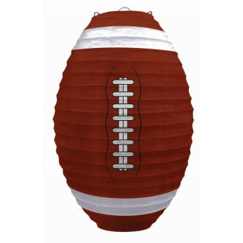 FOOTBALL PARTY-PAPER LANTERNS