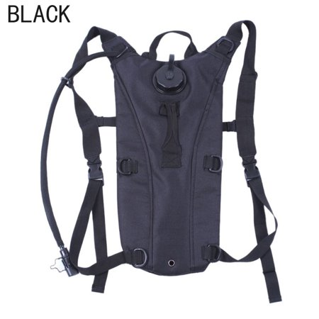 Outdoor 2.5L/3L Water Bladder Bag Hydration Backpack Pack Hiking Camping Water