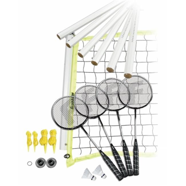 61 in. Advanced Badminton Set