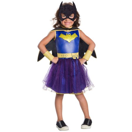 Halloween Batgirl Deluxe Child Costume - Batgirl Costume For Child