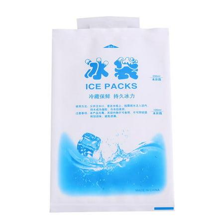 Finger Lakes Ice Wine - HERCHR 10pcs Reusable Ice Packs Gel Cooling Bags for Food Vegetable Wine Medical Industrial Use, Ice Bag, Reusable Gel Pack