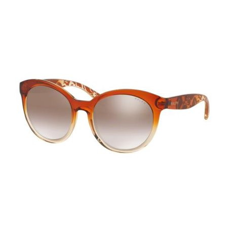 RALPH Sunglasses RA 5211 15156F Amber Gradient 53MM ()