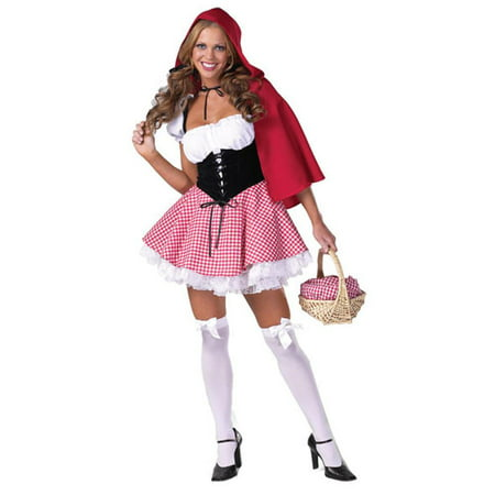 Adult Sexy Red Riding Hood