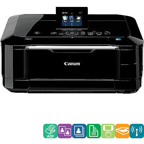 Canon PIXMA MG8120 Wireless All-in-One Multifunction Printer/Copier/Scanner