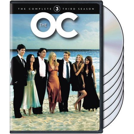The O.C.: The Complete Third Season (DVD) - Michael And Kelly Halloween Show