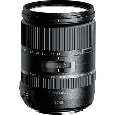 Tamron 28-300mm f/3.5-6.3 Di VC PZD Lens - Nikon