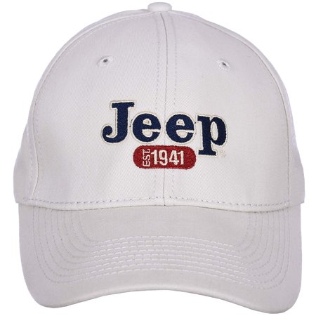 A3 Headwear A3 Headwear Jeep Est 1941 Adjustable Ball Caps In Green Navy And Sand Colors